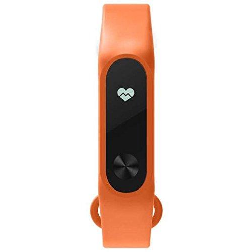 Nourich para Xiaomi Mi Smart Band 2 Correas TPU Suave Pulseras ...