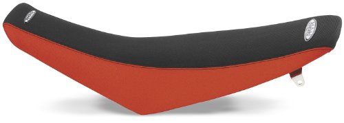 SDG High Foam Seat Red/Black - Fits: Honda CR125R 2000-2007