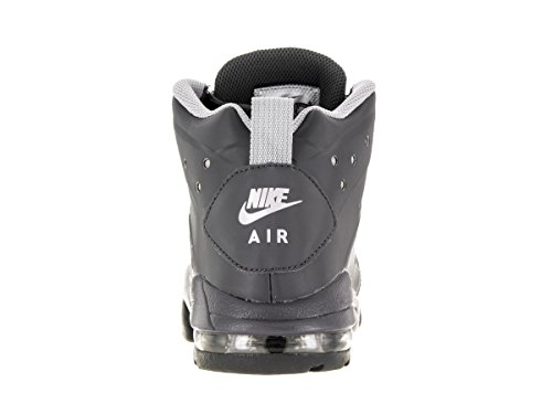 Nike Kids Air Max Barkley (gs) Scarpa Da Basket Grigia