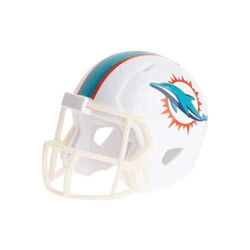 Amazon.com: Riddell Miami Dolphins 2018 NFL Speed POCKET PRO ...