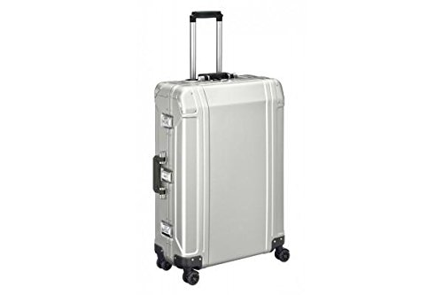 zero-halliburton-geo-aluminum-20-28-4-wheel-spinner-travel-case-silver