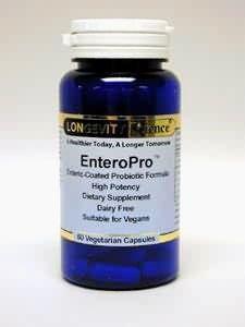 Longevity Science Advanced Enteropro