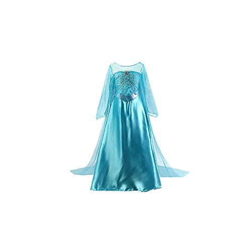 Girl Costume Snow White for Girls Prom Princess Instant Party Clothes Fancy Teenage,Style 11,6 ()