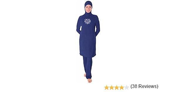 Burkini, ropa de baño musulmana para mujer: Amazon.es: Ropa y ...