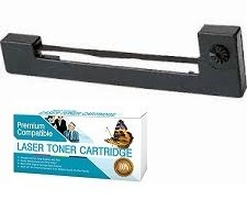 Ribbon Erc 09 - Ink Now Premium Compatible Epson Ribbon ERC09 for ERC-09 (Black) printers yld
