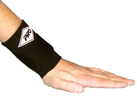 PRO Orthopedic Baseball Wrist Support Sleeve With Strap (STANDARD) ()