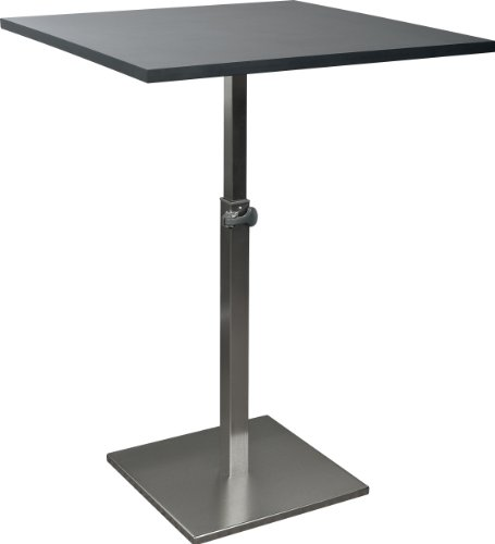 Balt Adjustable Height Bistro Table