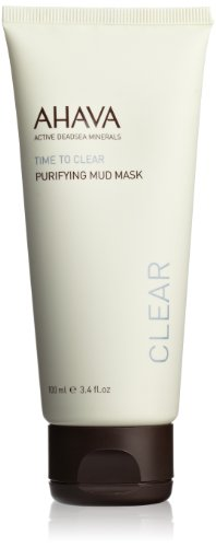 AHAVA Dead Sea Purifying Mud Mask, 3.4 fl oz