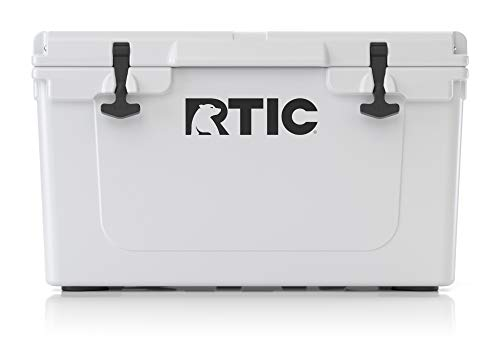 RTIC Cooler (White, 45 qt)