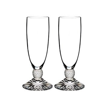 Town and Country Riverside Drive Flute Glass (Set of 2) -