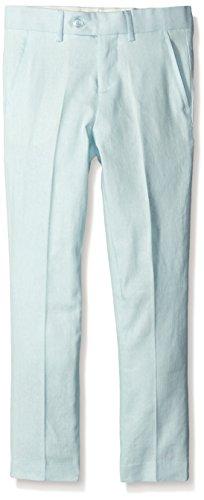 Isaac Mizrahi Solid Linen Pants