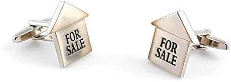 Boutons de Manchette Maison /à Vendre for Sale