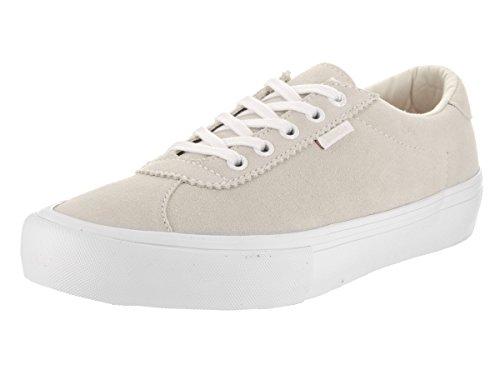 Bestelwagens Mens Tijdvak Pro Skate Schoen Wit / True White