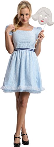 Rubie's Costume Disney's Oz The Great and Powerful Adult China Doll Dress and Mask, Blue, Large ()