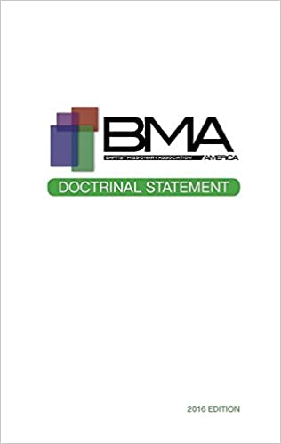 Book BMAA Doctrinal Statement: 2016 Edition