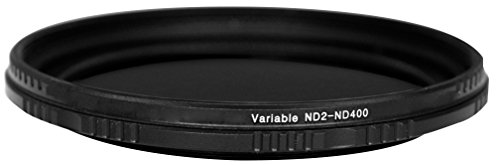 SSE 72mm ND Fader Neutral Density Adjustable Variable Filter (ND2 to ND400)