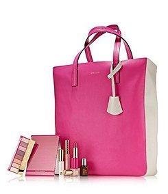 ESTEE-LAUDER-Tote-Bag-7pieces-cosmetic-Limited-Edition-by-Estee-Lauder