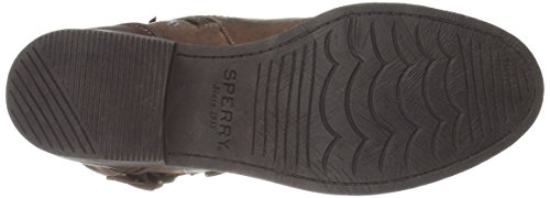 Sperry Top-Sider Womens Juniper Seine Ankle Bootie Russet