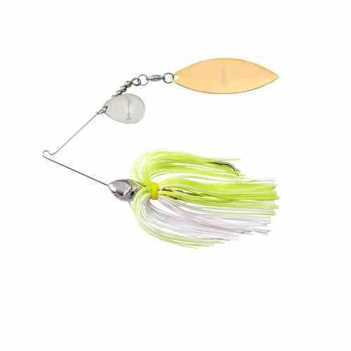 BOOYAH BYVWT38616 Vibra Wire, Chartreuse Pearl White