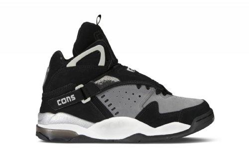 Converse CONS Aero Jam (Larry Johnson Retro) (10, Black/Grey-White)