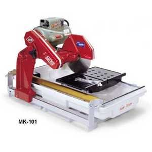 - MK Diamond MK-101 Pro 1-1/2-Horsepower 10-Inch Wet Cutting Tile Saw with Stand