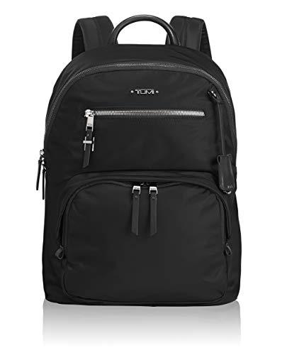 (TUMI - Voyageur Hagen Laptop Backpack - 12 Inch Computer Bag For Women - Black/Silver)