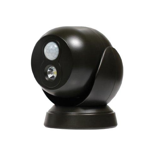 Rite Lite LPL778B High Output Security Light with Motion Sensor, Brown
