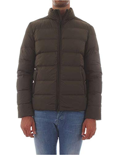 Verde Piumino Woolrich Wolow0002green Uomo Poliammide YH7qxI7