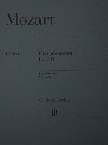 Mozart 19 Sonatas - Piano Sonatas Vol II