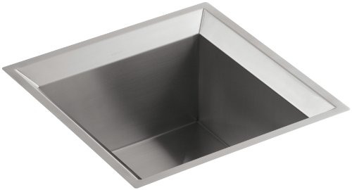 se 18-Inch X 18-Inch Single Basin Undercounter Sink (Undertone Bottom Basin Rack)
