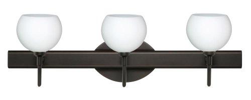 Besa Palla Bathroom Light - Besa Lighting 3SW-565807-BR Palla 5