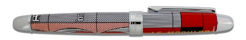 ACME Studios Le Modular Limited Edition Roller Ball Pen by Le Corbusier (PLC02RLE) Collectors Edition Roller Ball