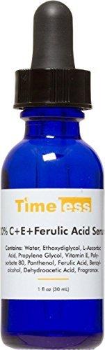 20% Vitamin C + E Ferulic Acid Serum New Value Pack Size 2 oz. by Timeless Skin Care