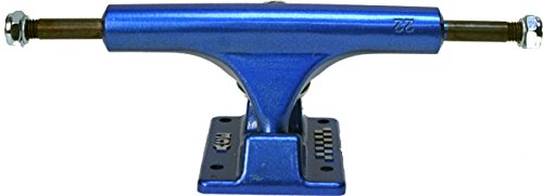 Ace High 33/5.375 Blue Skateboard Trucks (Set of 2) by ACE   B0038NGGIG