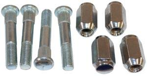 N2 Wheel Stud and Nut Kit 85-1097 Fits Polaris Models Listed in the Description