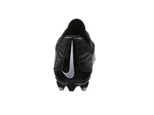 Nike Mens Ånga Hastighet Låg D Svart / Vit 8 D - Medel
