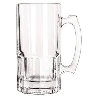 Cases Gibraltar (Libbey 34 Oz/1 Liter Super Mug Gibraltar (5262) 12/Case)