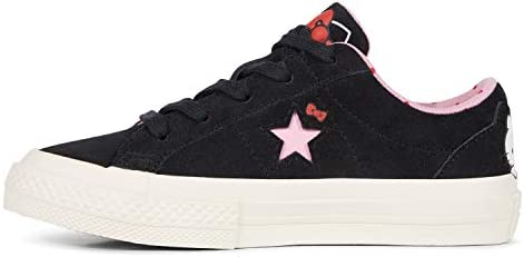Converse x Hello Kitty Youth One Star BlackPrism PinkEgret