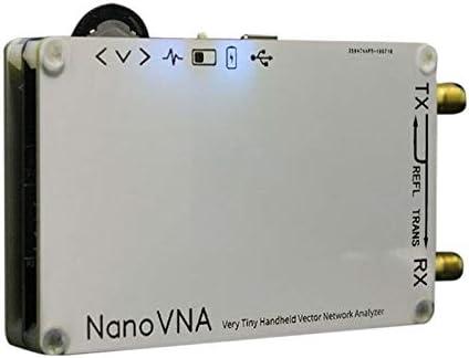 VNA Vector Network Analyzer HF VHF UHF Antena Analizador Onda ...
