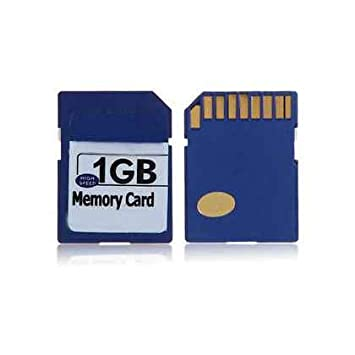 OEM SYSTEMS COMPANY Memoria SD 1GB Blue: Amazon ...