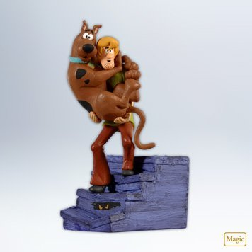 Whats Shakin Scooby-Doo 2012 Hallmark Ornament