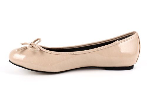 Closed Beige Machado Women's Toe lacquer Andres FqfAwaz