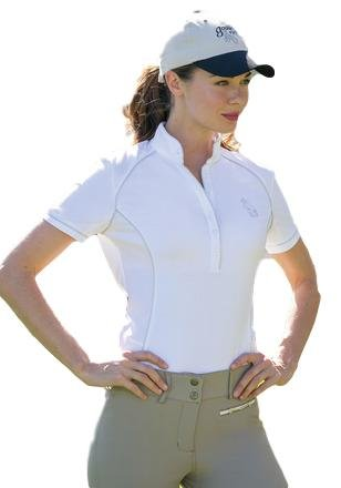 Goode Rider Iconic Show Shirt White (XL) ()