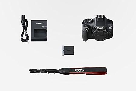 Canon EOS 4000D Cámara de Fotos réflex Digital: Amazon.es: Electrónica
