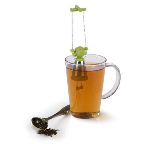 Umbra Marionette Tea Infuser Avocado product image