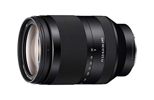 Sony FE 24-240mm f/3.5-6.3 OSS Interchangeable Full-frame E-mount Telephoto Zoom Lens - International Version (No Warranty)