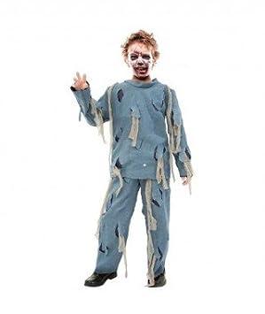 Partilandia Disfraz Zombie para niño(2-4 años): Amazon.es ...
