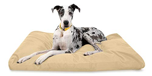 K9 Ballistics Tough Rectangle Nesting XL Extra Large Dog Bed - Washable, Durable and Waterproof Dog Bed - Made for Big Dogs, 38