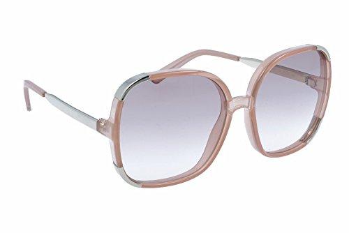 Chloe Women's Myrte - CE719SL Peach - Sunglasses Brand Names Designer