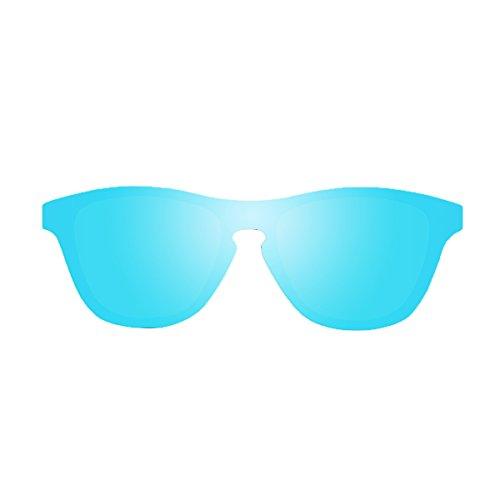 Ocean Sunglasses 40003.15 Lunette de Soleil Mixte Adulte, Bleu